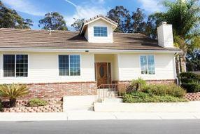 Monthly california coast rentals